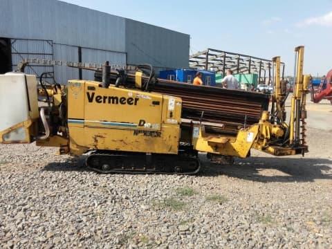 Установка ГНБ Vermeer Navigator D10x15