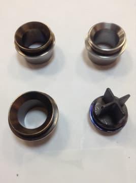 Клапан бентонитового насоса №220741133 Vermeer 24x40А