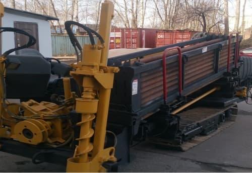 Установка ГНБ Vermeer Navigator D24x40 Series II