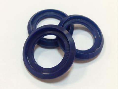 Кольцо полиуретановое клапана бентонитового насоса №277781047 Vermeer 36x50 SII - 80x100A