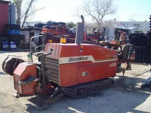 Установка ГНБ Ditch Witch JT1720