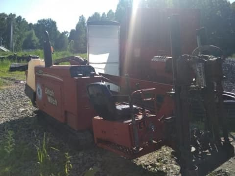 Установка ГНБ Ditch Witch JT921