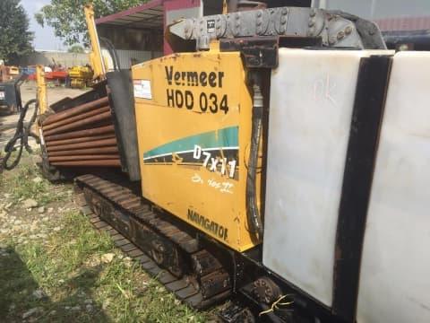 Установка ГНБ Vermeer Navigator D7x11 Series II