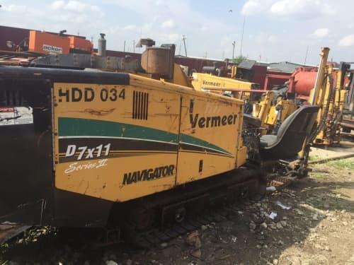 Установка ГНБ Vermeer Navigator D7x11А Series II