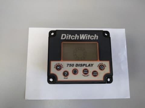 Дисплей оператора/повторитель Subsite 750/752 Ditch Witch